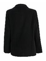 Tab Short Length 2 way collar coat