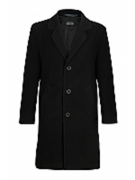 3/4 Length Slim Slim cut 3/4 length coat