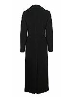 Ladies Long SB tailored full length coat