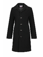 Ladies 3/4 Length Classic 3/4 length coat