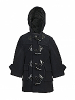 Kids Unisex Duffle Classic duffle coat