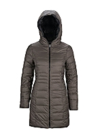 Reversible Puffa Jacket Lightweight Feather and down Jacket