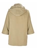 Duffle Cape Duffle style cape with detachable hood